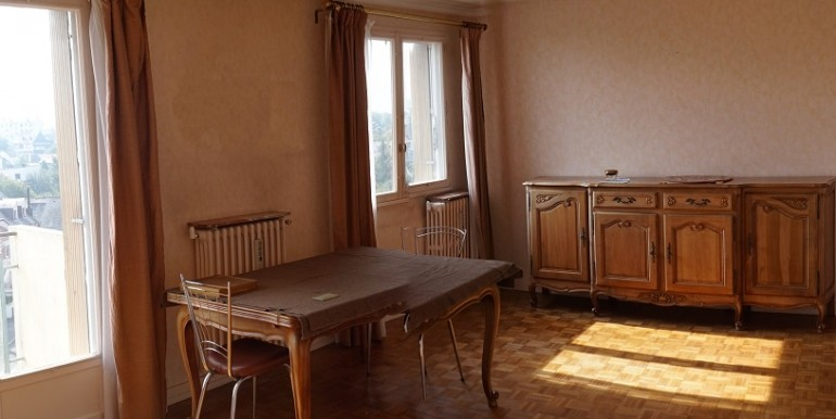séjour 29 rue Léon Bourgeois