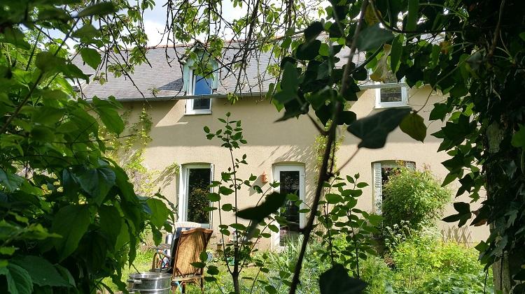 maison jardin Sud, proche gare
