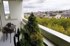 Appartement 3 ch, balcon, garage, centre ville
