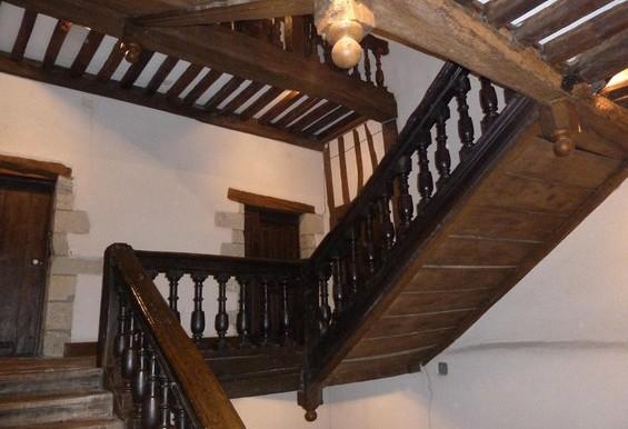 LES LICES escalier