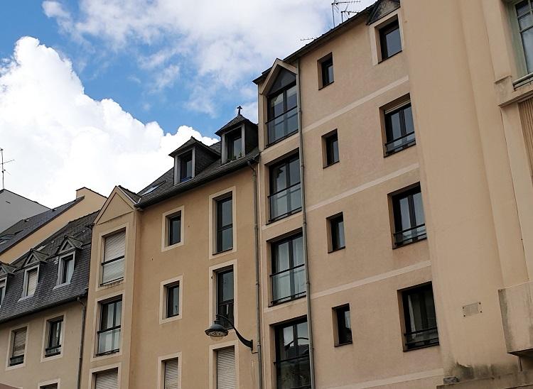 Appartement 2 chambres hyper centre Bas des Lices RENNES
